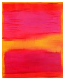 One of Rothko's works.