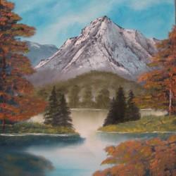 mountain-in-autumn