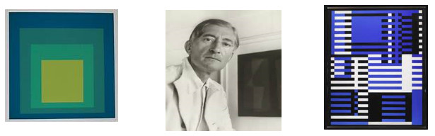 Josef Albers and his work